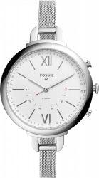 Fossil: Fossil Q Annette Damen Hybrid Smartwatch FTW5026P für nur 53,72 Euro statt 99,50 Euro bei Idealo