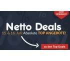 @netto: 15./16.07.19 Netto-Deals VK frei ab 50€