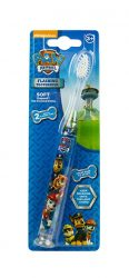 [PLUS-Produkt] Paw Patrol Nickelodeon blinkende Zahnbürste für 2,89€ statt PVG Idealo 5,93€ @Amazon