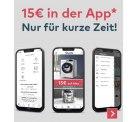 @quelle: 15€ (MBW: 60€) auf Erstnutzung der App