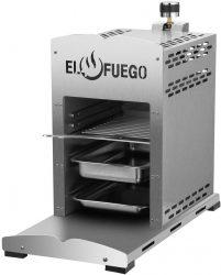 Real: El Fuego Gasgrill Steakgrill Fiorentina AY0422 für nur 111 Euro statt 145,54 Euro bei Idealo