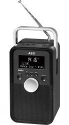 Voelkner: AEG DR 4149 DAB+ UKW Radio mit wiederaufladbaren Akku für nur 29,99 Euro statt 47,53 Euro bei Idealo