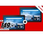 2 Stück LENOVO TAB E10 WIFI 16 GB 10.1 Zoll Android 8.1 Tablets für 149 € (227,39 € Idealo) @Media-Markt