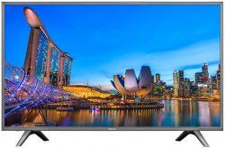 Alternate: Hisense H43NEC5605 108 cm (43 Zoll) Ultra HD, HDR, Triple Tuner, Smart TV für nur 249 Euro statt 359 Euro bei Idealo