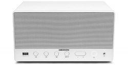 Amazon: MEDION P61071 Multiroom Lautsprecher mit Internetradio, Spotify und integriertem Subwoofer für nur 39,99 Euro statt 75,94 Euro bei Idealo