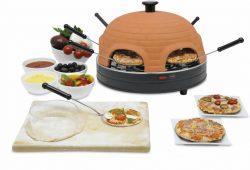 Amazon und Saturn: TREBS 99299 4 Personen Pizzamaker für nur 39 Euro statt 64,88 Euro bei Idealo