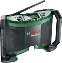 Dealclub: Bosch PRA 10,8 LI 10,8V Baustellenradio Lautsprecher für nur 39,99 Euro statt 65 Euro bei Idealo