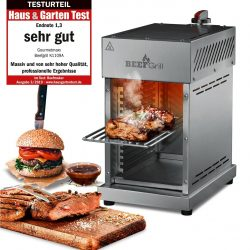 Ebay: GOURMETmaxx Beef Maker Oberhitzegrill Hochtemperaturgrill für nur 89,99 Euro statt 135 Euro bei Idealo