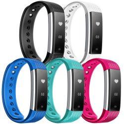 Ebay: NINETEC Smartfit F3HR Fitnesstracker mit 3 gratis Wechselarmbänder für nur 19,99 Euro statt 41,34 Euro bei Idealo