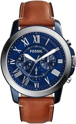 FOSSIL Grant FS5151 Chronograph für 86 € (105,91 € Idealo) @Amazon