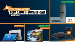 Großer Technik Sommer Sale @Saturn z.B. SONY MHC-M60D Kompaktanlage für 245 € (345,51 € Idealo)