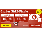 Großes Sale Finale 10€ Rabatt ab 69€ oder 15€ Rabatt ab 99€ @Conrad