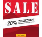 Jack Wolfskin: 30% Rabatt im Sale + 20% Extrarabatt ohne MBW