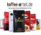 Kaffeevorteil: 20% Rabatt auf alles (auch reduzierte Angebot) mit Gutschein ab 50 Euro MBW