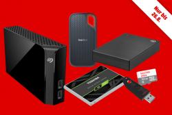 Mediamarkt: Deals in der Speicherwoche wie z.B. der SANDISK ULTRA 256 GB USB-Stick für nur 25 Euro statt 33,40 Euro bei Idealo