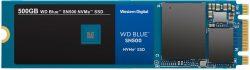 Mediamarkt:  Western Digital Blue SN500 500GB interne SSD für nur 55 Euro statt 73,86 Euro bei Idealo