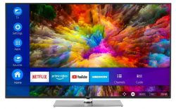 Medion: MEDION LIFE X16503 163,9 cm 65 Zoll Ultra HD HDR HD Triple Tuner Smart TV für nur 555 Euro statt 799,99 Euro bei Idealo