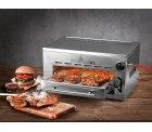Netto: Beef Grill XL by GOURMETmaxx Oberhitze-Gasgrill XL mit Gutschein für nur 89,99 Euro statt 106,49 Euro bei Idealo