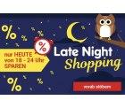 @netto: heute 18:00 – 24:00 Uhr Late Night Shopping