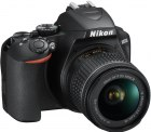 NIKON D3500 Spiegelreflexkamera + 18-55 mm Objektiv + Speicherkarte + Fototasche für 299 € (393,86 € Idealo) @Media-Markt (Lokal)