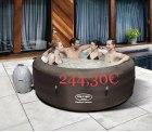 @norma: mit Gutscheicode Bestway Whirlpool LAY-Z-SPA 196cm inc. Versand nur 279,25€ statt Idealo ab 355€