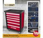 Norma: Tech Craft Werkstattwagen 189-tlg. mit Gutschein für nur 244,25 Euro statt 399 Euro bei Idealo