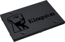 Notebooksbilliger: Kingston A400 480GB SSD Festplatte für nur 41,90 Euro statt 50,10 Euro bei Idealo