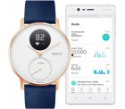 Withings Steel HR blue Smartwatch für 159 € (189,89 € Idealo) @Comtech