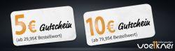 11 Jahre Voelkner.de – 5€ Rabatt mit 29,95€ MBW oder 10€ Rabatt mit 79,95€ MBW