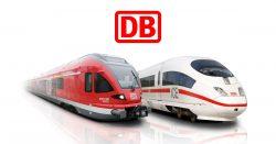 25% Rabatt auf ICE, Intercity und Eurocity Tickets der Deutschen Bahn