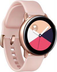Amazon: Samsung Galaxy Watch Active in verschiedenen Farben für nur 149,99 Euro statt 195 Euro bei Idealo
