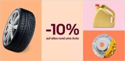 Ebay: 10% Rabatt auf Autoteile, Reifen & Zubehör mit Gutschein ohne MBW