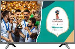 Hisense H55NEC5605 138 cm (55 Zoll) 4K Ultra HD HDR Triple Tuner Smart TV für 349 € (614,94 € Idealo) @Alternate