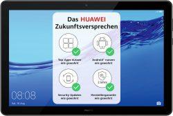 Huawei MediaPad T5 Tablet-PC 25,6 cm (10,1 Zoll) Full HD/3GB RAM/32GB/WiFi/Android 8.0 für 119 € (172,90 € Idealo) @Amazon