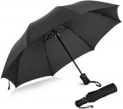 LEBEXY Automatik Regenschirm (sturmfest) für 5,98€ inkl. Versand mit Prime anstatt 12,99€ @amazon