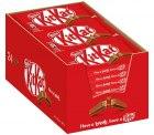 [Amazon-Prime] Nestle KitKat Schoko-Riegel, Milch-Schokolade, 24er Pack für nur 7,64€ mit Coupon