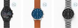 Skagen: Skagen Smartwatch Holst Titan mit Gutschein für nur 58,65 Euro statt 148,58 Euro bei Idealo