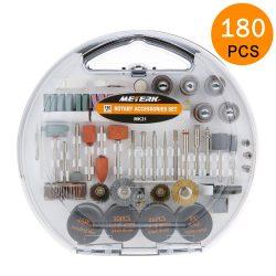 Amazon: 180 teiliges Zubehörset für Multifunktionswerkzeug mit Gutschein für nur 8,55 Euro statt 19,93 Euro bei Idealo