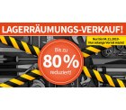 Bis zu 80% in der Werkzeug Lagerräumung + kostenloser Versand ab 29,99 € @Digitalo