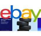 Ebay: 10% Rabatt auf ausgewählten Reifen und Kompletträder mit Gutschein ohne MBW