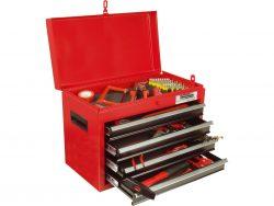 Mannesmann Werkzeugbox 138-teilig für 68,90 € (98,99 € Idealo) @iBOOD