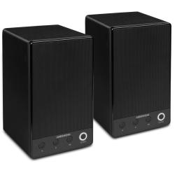 Medion: 2 Stück MEDION LIFE P61084 WLAN Multiroom Lautsprecher in schwarz oder weiß für nur 39,95 Euro statt 111,58 Euro bei Idealo