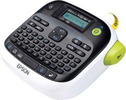 Office Partner: Epson LabelWorks LW-300 Etikettendrucker mit Gutschein für nur 19,90 Euro statt 38,52 Euro bei Idealo