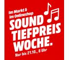 Sound-Tiefpreiswoche mit täglich wechselnden Deals @Media-Markt...