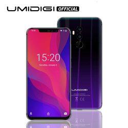 Umidigi Z2, Android 8.1 Dual SIM Smartphone für 128,34€ statt PVG Idealo 150,99€ @amazon