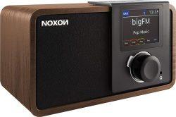 Voelkner: Noxon dRadio 1 DAB+ Radio in Holzoptik für nur 49,99 Euro statt 76,81 Euro bei Idealo