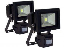 2 Stück XQ Lite LED-Außenleuchte mit Bewegungssensor für 17,90 € (42,39 € Idealo) @iBOOD