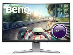 BenQ EX3203R 32 curved WQHD Monitor mit 144 Hz für 386,10€ mit Gutschein [idealo 440€] @eBay