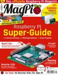 Chip: 16 Sonderhefte vom MagPi Raspberry Pi Magazin als PDF kostenlos downloaden
