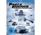 Fast & Furious 8-Movie-Collection Blu-ray für 24,97€ statt PVG Idealo 34,98€ @amazon